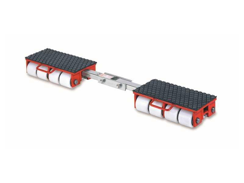 Роликовая платформа подкатная TOR Y18 г/п 18тн