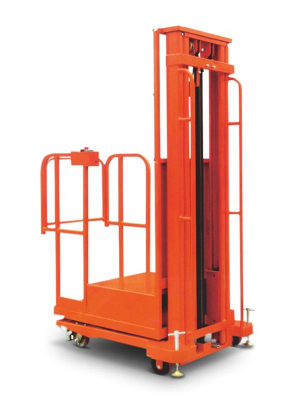Сборщик заказов с электроподъемом 200 кг 3