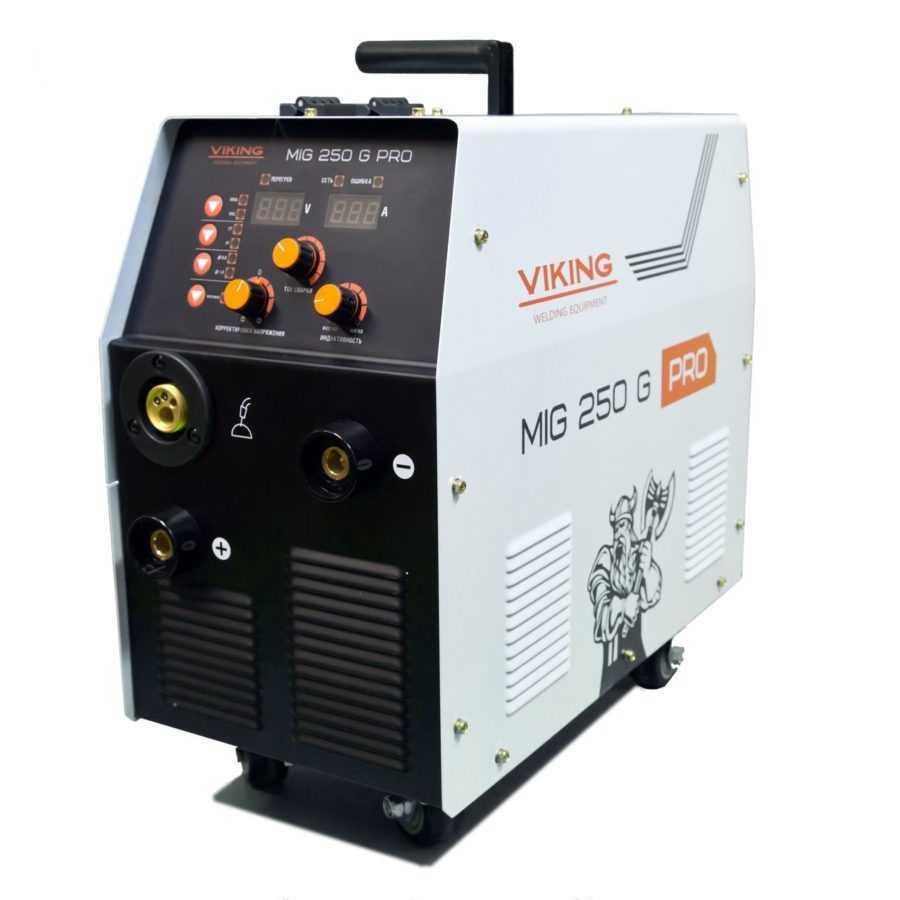 Сварочный инвертор VIKING MIG 250G PRO