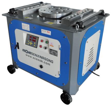 Станок для гибки арматуры TOR RCR40 28 мм с digital-панелью