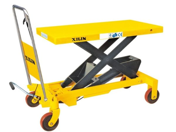 Стол подъемный передвижной XILIN г/п 1500 кг 420-1000 мм SP1500