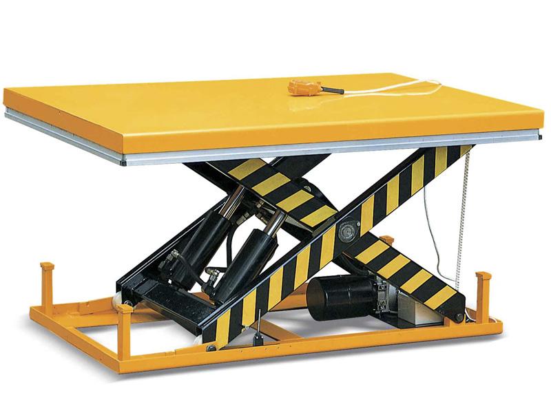 Стол подъемный стационарный TOR HW1007 г/п 1000кг