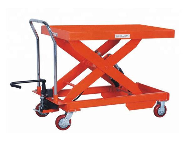 Стол подъемный TOR PTD2000 г/п 2000кг