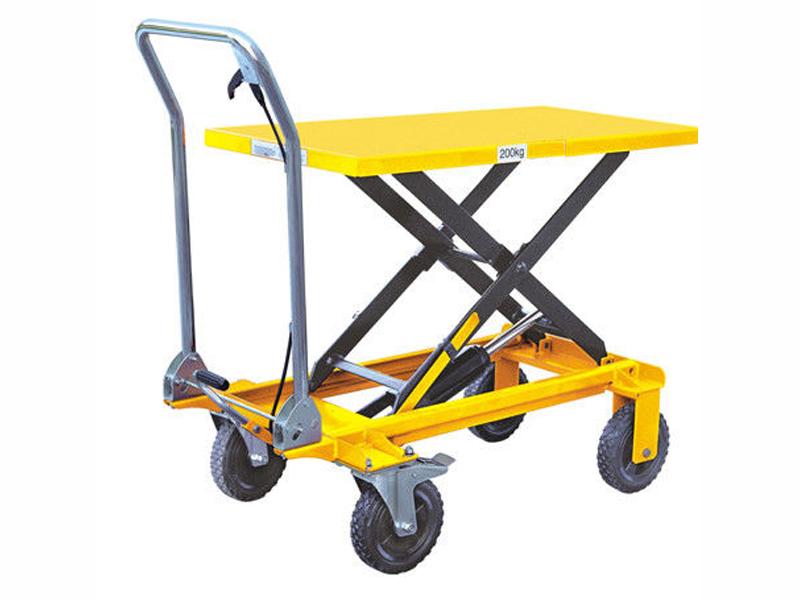 Стол подъемный TOR SP200 г/п 200 кг