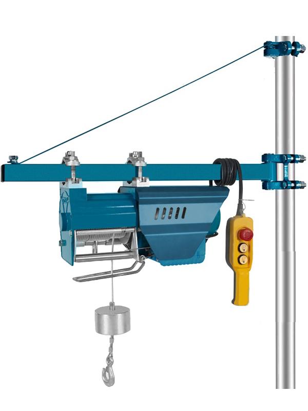 Таль электрическая подвесная TOR BLDN-YT-STL 300/600 35м