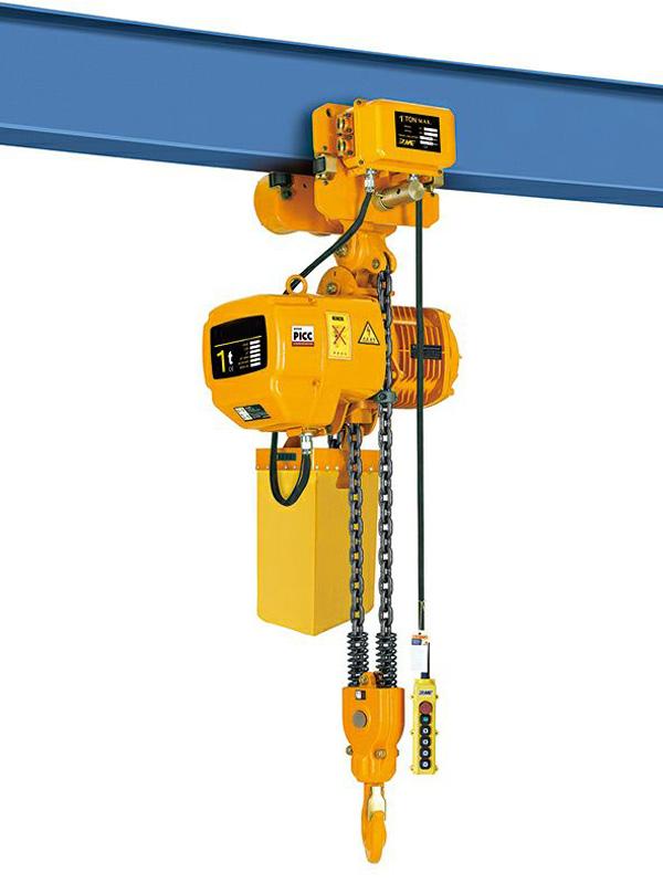Таль электрическая цепная TOR ТЭЦП (HHBD01-01T) 1