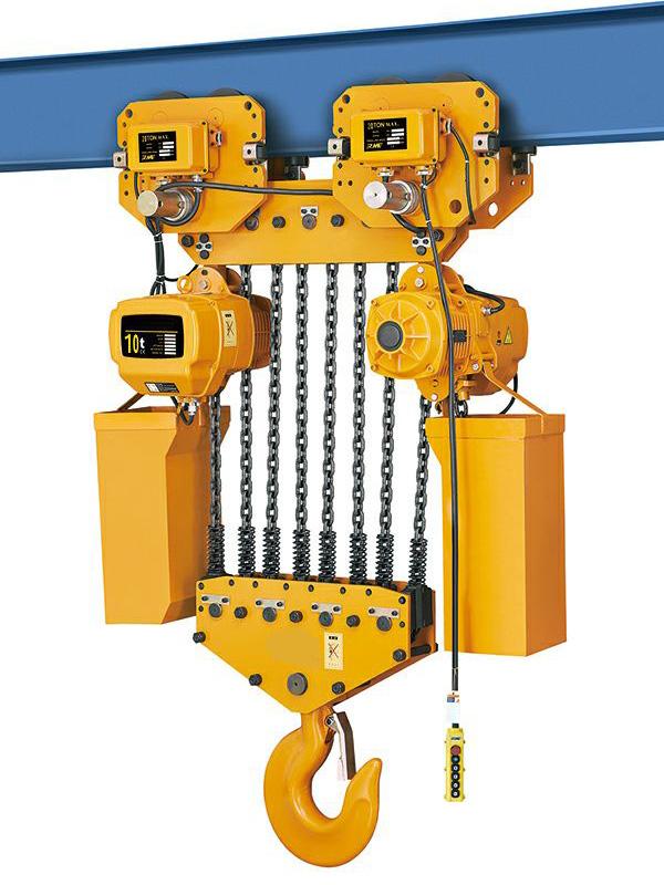 Таль электрическая цепная TOR ТЭЦП (HHBD10-04T) 10