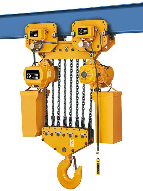 Таль электрическая цепная TOR ТЭЦП (HHBD10-25T) 25