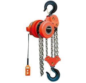 Таль электрическая цепная TOR ТЭШ (DHP) 1