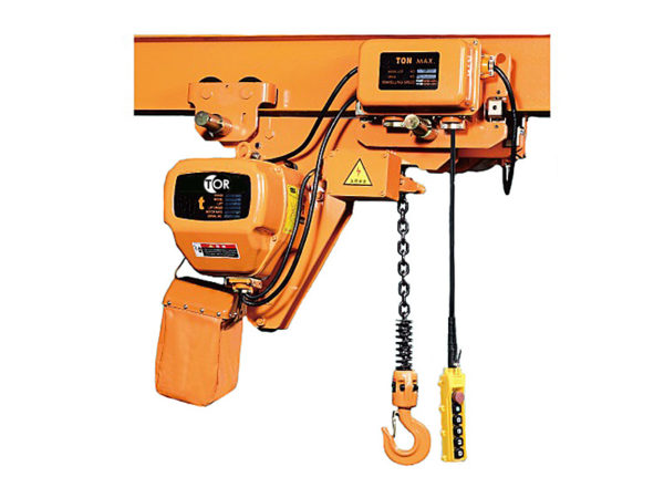 Таль электрическая цепная TOR HHBBSL02-02