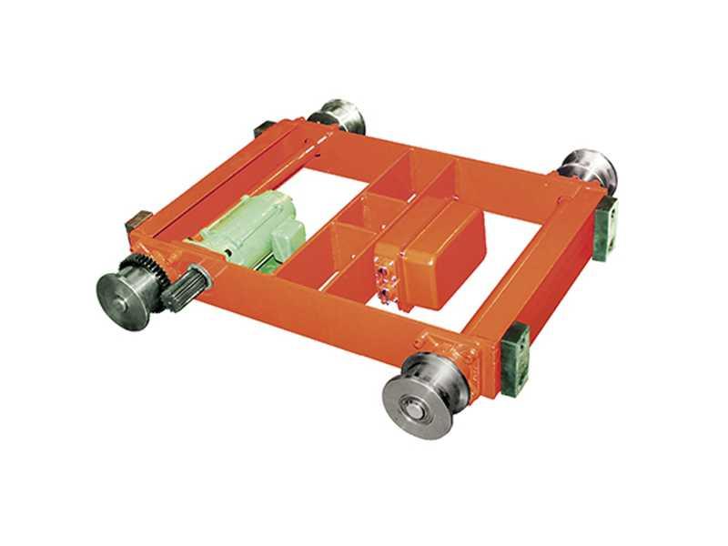 Тележка для мостовых кранов PCT-750 7