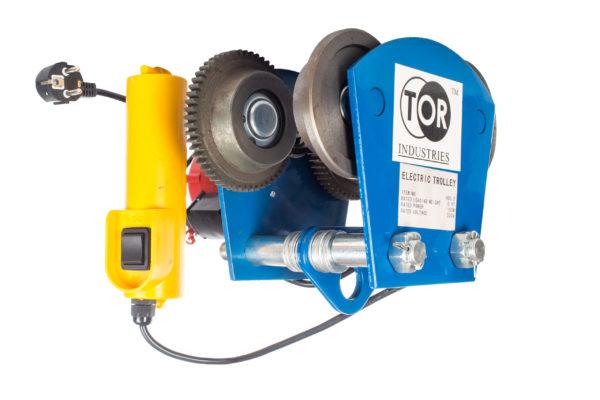 Тележка электрическая тип TOR HD 0