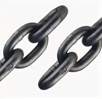Цепь круглозвенная TOR G80 13х39