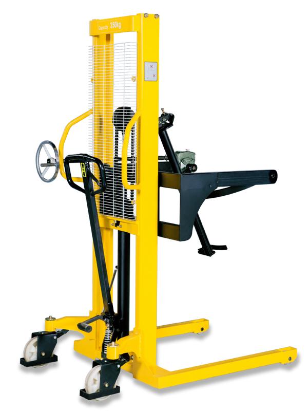Штабелер-бочкокантователь ручной гидравлический TOR 500 кг 2000 мм WDS500-2000
