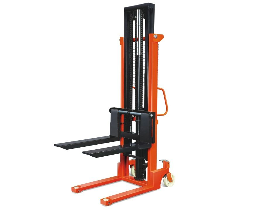 Штабелер ручной гидравлический TOR г/п 2000 кг 85-3000 мм CTY-E