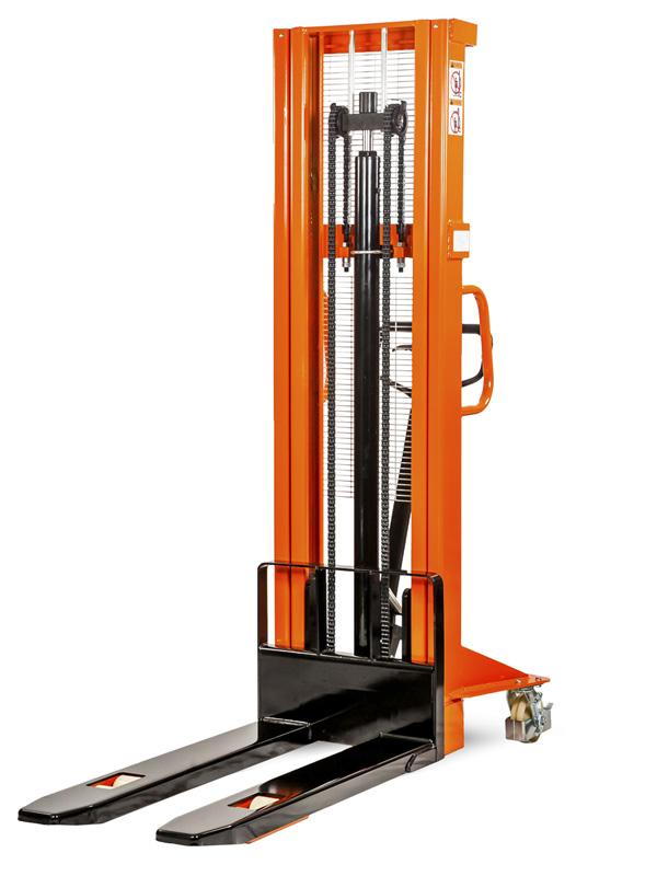 Штабелер ручной гидравлический TOR 1.5TX1.6M SDJ1516