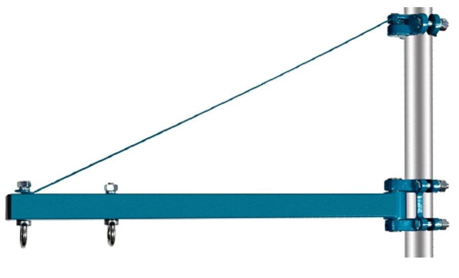 Штанга для тали TOR HST-300-1100-B