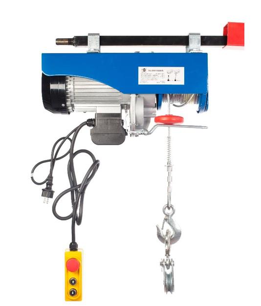 Электрическая таль TOR PA-400/800 20/10 м (N)