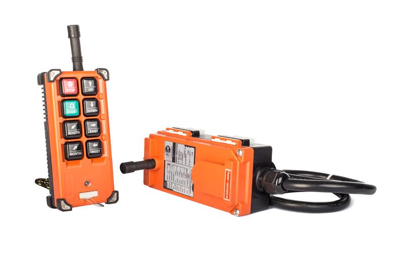 Радиопульты, комплекты промышленного радиоуправления